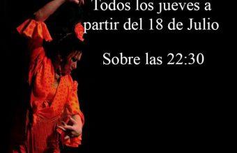 Jueves de flamenco en Bespoke
