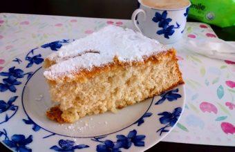 El bizcocho de limón del horno pastelería Pepe Rueda