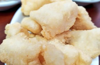La brótola frita del Playa Blanca