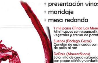 17 de febrero. El Bosque. Presentación de carta de vinos