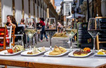12 de abril. Cádiz. Presentación del menú maridaje de Abastos Multibar con González Byass