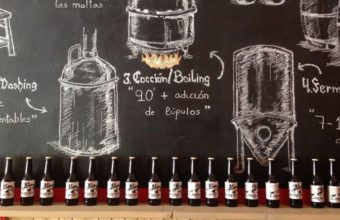Cerveza artesana La Espina
