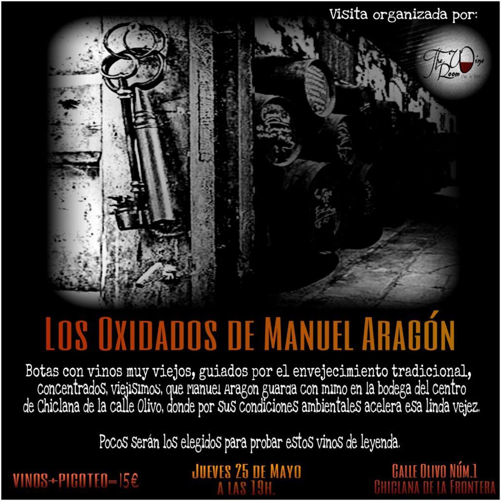 Visita a Bodegas Aragón