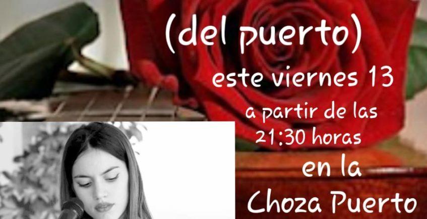 Concierto de Julia González en La Choza de El Puerto