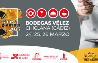Del 24 al 26 de marzo. Chiclana. Cádiz Gourmet