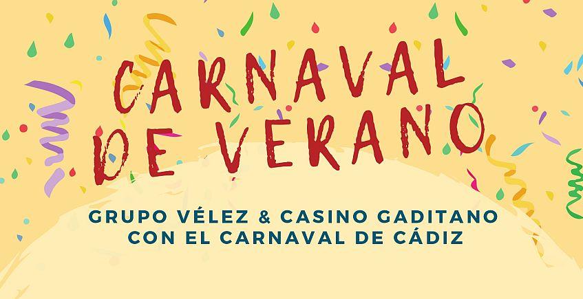 Carnaval de Verano en el patio neomudejar de Casino