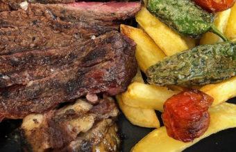 Las carnes a la brasa de Altos Ibéricos