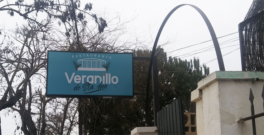 Restaurante El Veranillo de Santa Ana