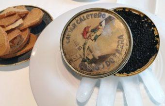 El caviar caletero de Código de Barra