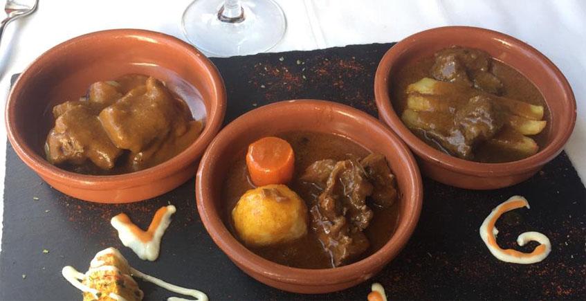 Del 5 al 10 de febrero: Jornadas de cocina de caza en Hontoria Garden de Jerez