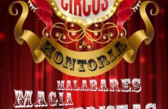 Circo en el Hontoria de Jerez el 9 de junio