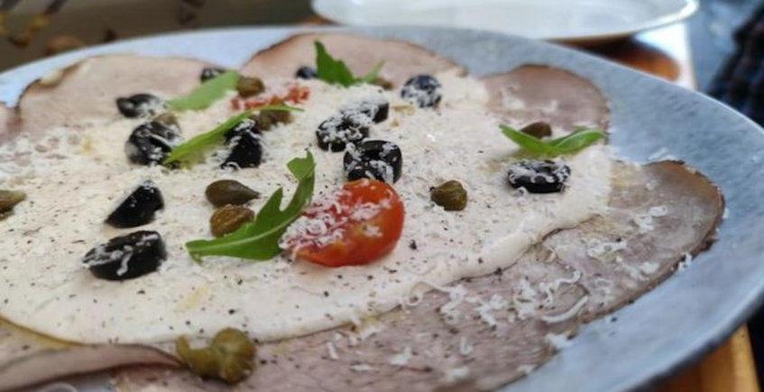 Los platos de Confusione Pizza Bar