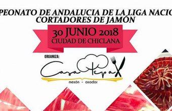 30 de junio. Chiclana. Campeonato de cortadores de jamón