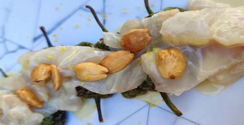 La corvina madurada en Sobreusa de Almanaque Casa de Comidas
