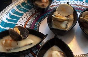 La nueva carta del restaurante Isla de León