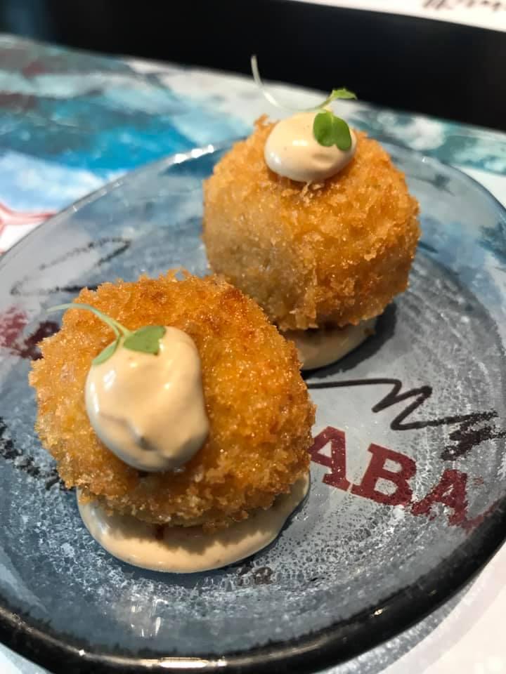 Croquetas atún encebollao Cooking Almadraba