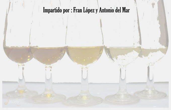 Del 23 de abril a 23 de mayo. Jerez. Curso de especialista en vinos del Marco de Jerez y Sanlúcar
