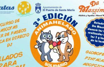 Domingo 20 de mayo El Puerto: Tercera Edición de Animahelado