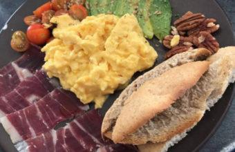 Los desayunos de Daniel de María Café y Aperitivos
