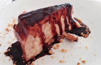 La delicia de almendras y chocolate de Garzón Gastrotapería