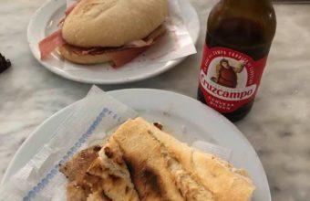Los desayunos del bar Vicente Los Pepes