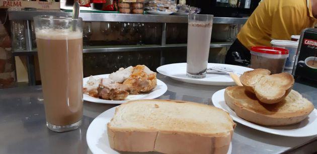 Desayuno El Pollo