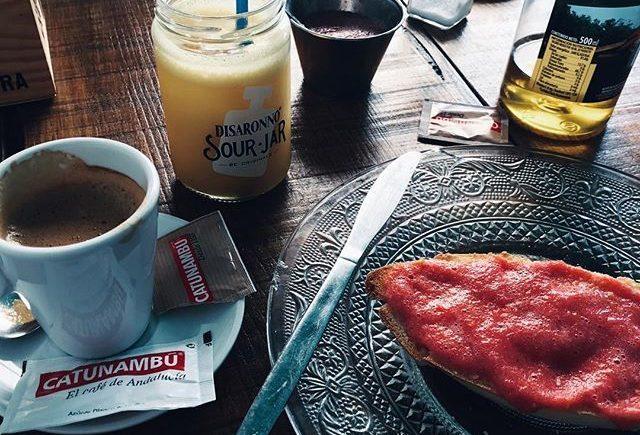 Los desayunos de Saja River