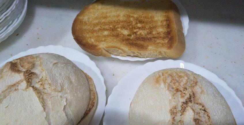 Los desayunos de la Venta El Pedroso