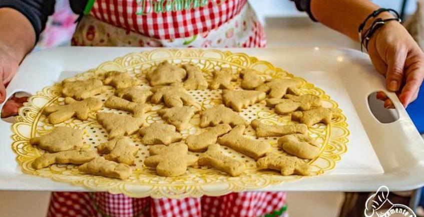 Galletas de mantequilla y limón