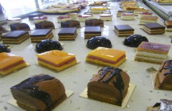Los dulces de La Belle de Cadix