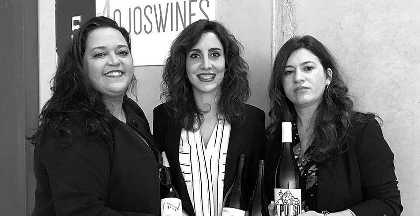 24 de mayo. El Puerto. Encuentro con 4 Ojos Wines en Bar Terraza Gipsy