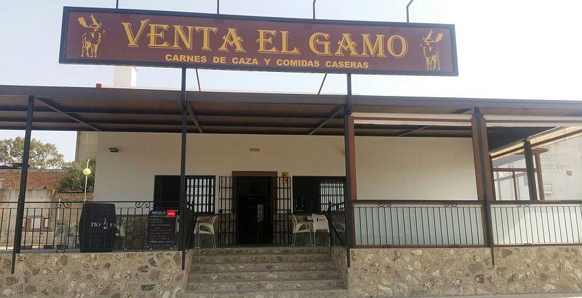 Venta El Gamo.