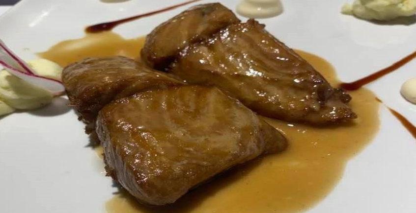 Los platos de atún rojo de El Campero