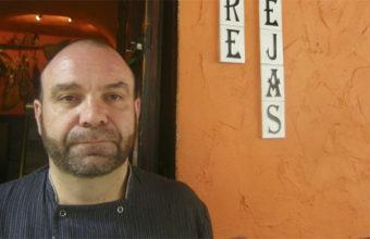 23 septiembre. Algeciras. Espectáculo de cocina de Elías Alfaro, el cocinero de Entretejas
