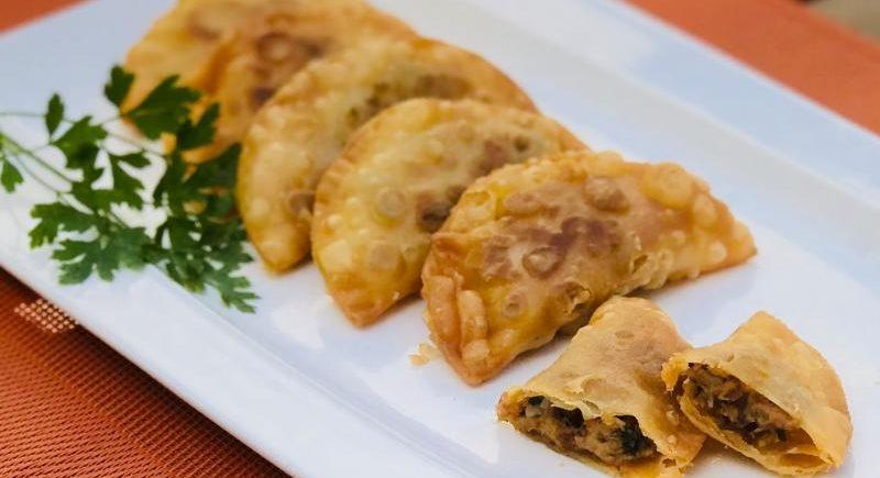 Empanadillas de Pringá