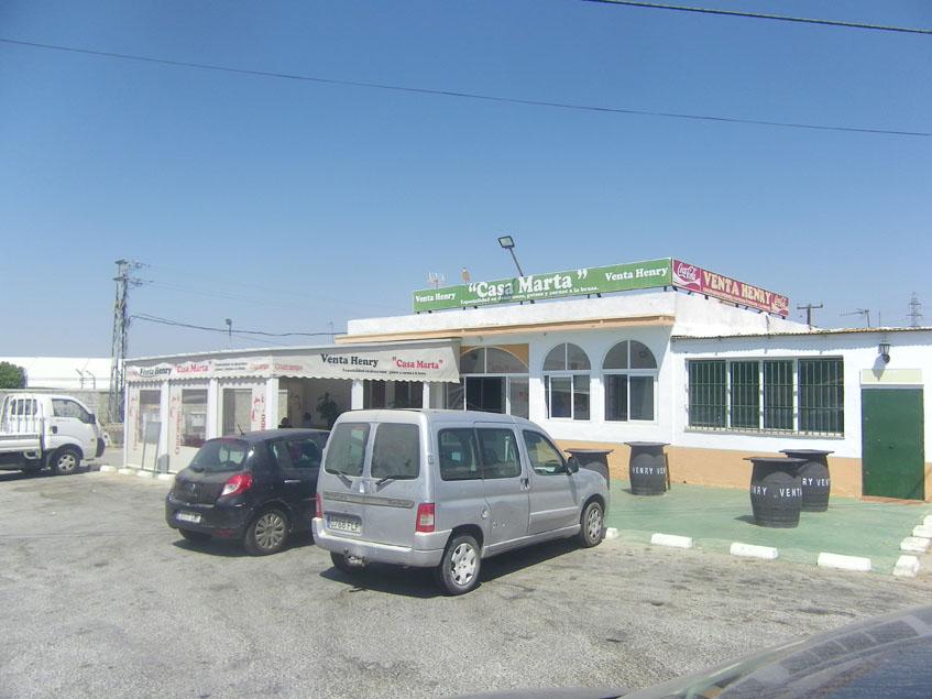 Vista exterior del establecimiento. Foto: Cosasdecome.