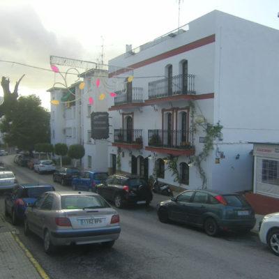 Vista exterior del establecimiento que ocupa tres plantas. Foto: Cosasdecome