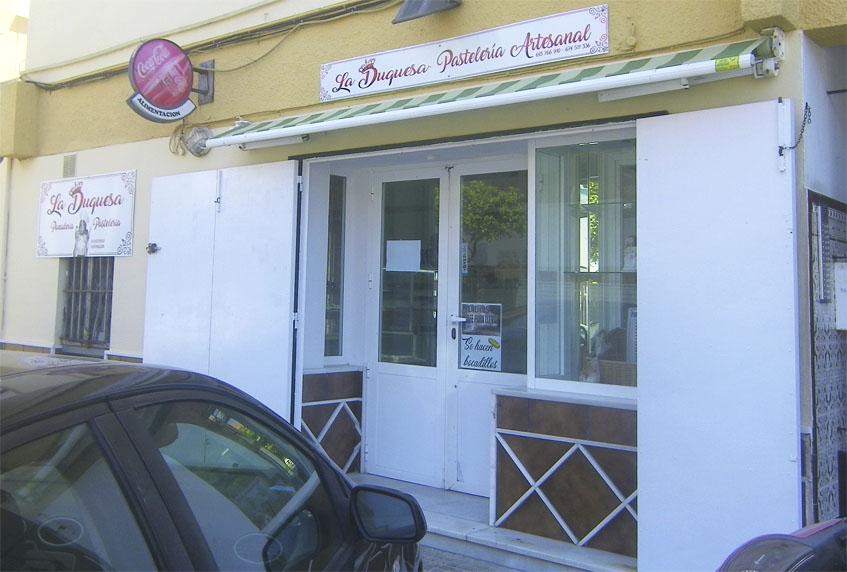 Imagen exterior del establecimiento. Foto: Cosasdecome