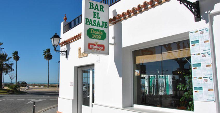 El pescado de roca del restaurante El Pasaje