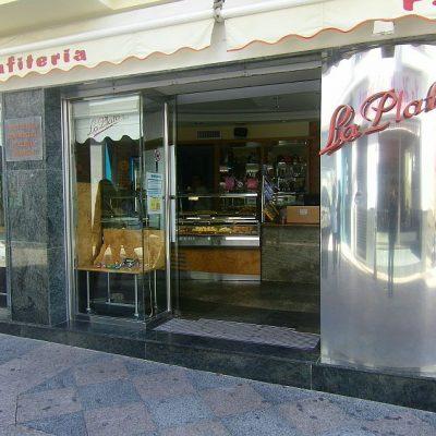 Fachada de La Plata