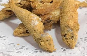 El pescado frito de la bodeguita El Adobo