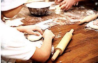 9 de agosto. Castellar. Curso de panadería artesanal para niños