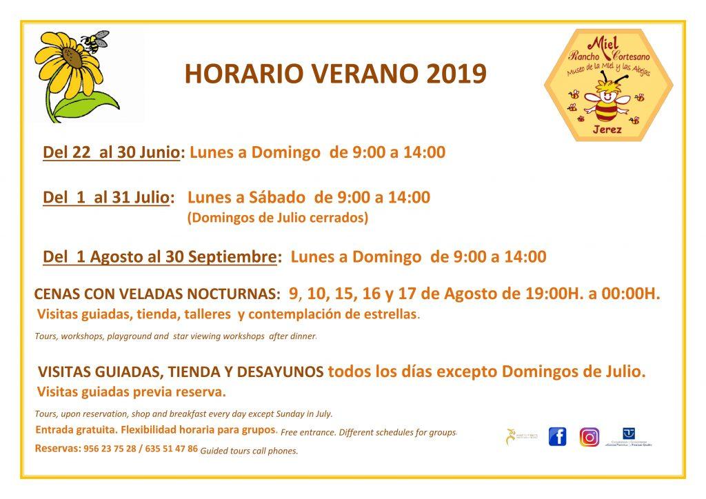 HORARIO VERANO 2019 MUSEO Y TIENDA_001