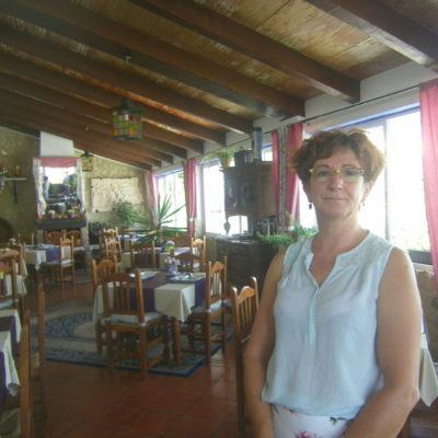 Heidi Vermeiren, una de las propietarias del establecimiento. Foto: Cosasdecome.