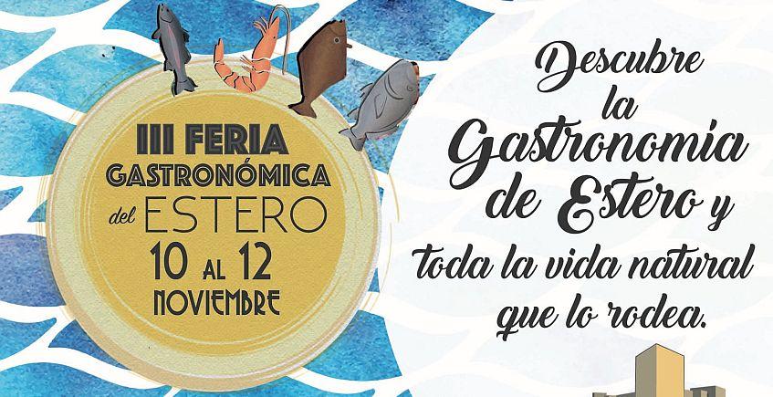 10 al 12 de noviembre. San Fernando. III Feria gastronómica del estero