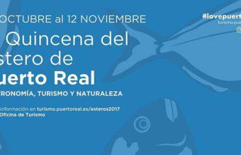 28 de octubre a 12 de noviembre. Puerto Real. III Quincena del Estero