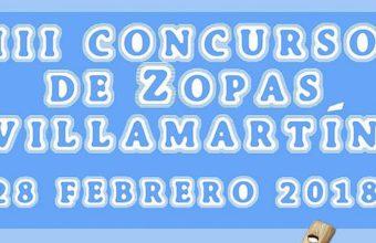 28 de febrero. Villamartín. III Concurso de Zopas y VII Certamen de Platos Típicos Andaluces