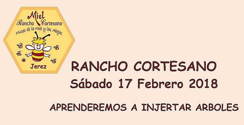 17 y 18 de febrero. Jerez. Talleres en Rancho Cortesano