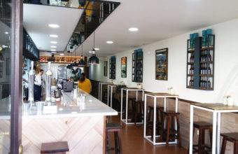 Imagen interior del establecimiento. Foto: Cosasdecome