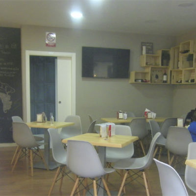 Vista interior. Foto: Cosasdecome